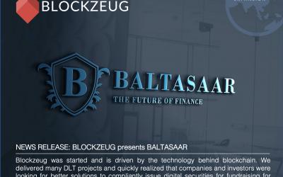 Blockzeug presents: Baltasaar  Funding-as-a-Service
