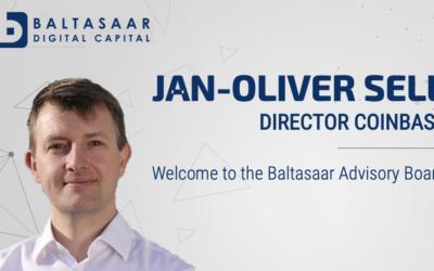 Jan Sell wird Mitglied des Baltasaar Advisory Boards