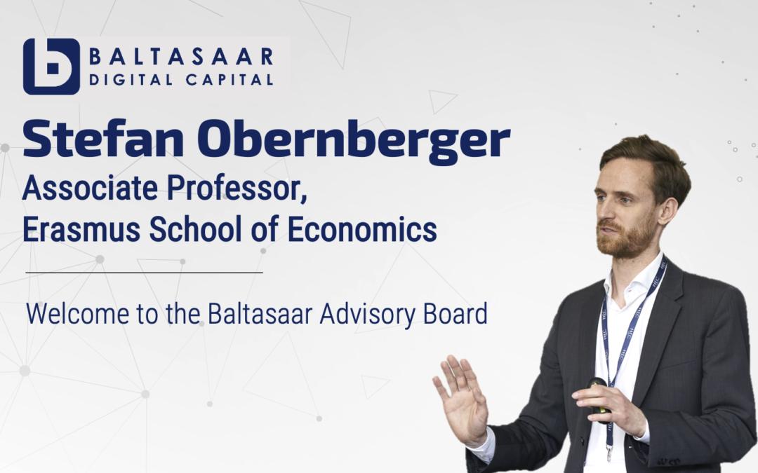 Stefan Obernberger joins Baltasaar Advisory Board